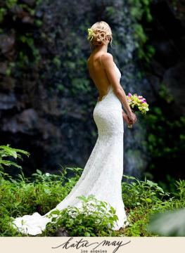 Katie May On OneWed