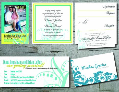 Portfolio image for Blue Envelope Boutique