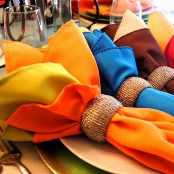 Portfolio image for Table Linens for Less