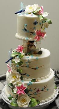 Portfolio image for Creative Cakes by Monica