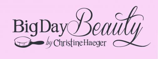 Portfolio image for Big Day Beauty by Christine Haeger
