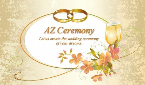 Portfolio image for AZ Ceremony