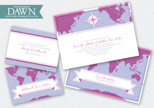 Portfolio image for Invitations by Dawn