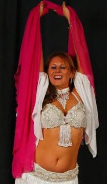 Portfolio image for Liviah Wedding Entertainment Bellydance