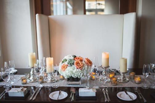 Portfolio image for Orange Blossoms Floral and Event Styling