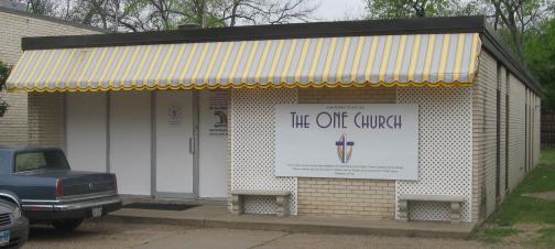 Portfolio image for The ONE Church in Christ Jesus