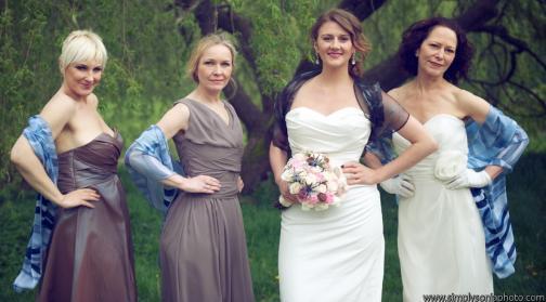Spring Wedding Wraps