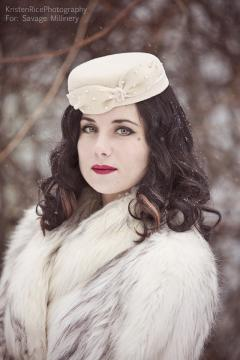 Portfolio image for Savage Millinery