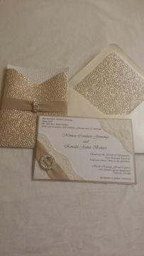 Portfolio image for Sincerely Couture Custom Invitations