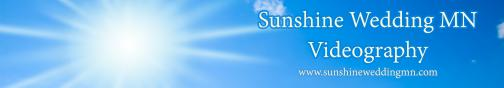 Videographers in Coon Rapids, MN: Sunshine Wedding Videography