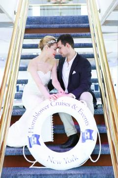 Wedding Venues in New York, NY: Hornblower Cruises & Events New York Port