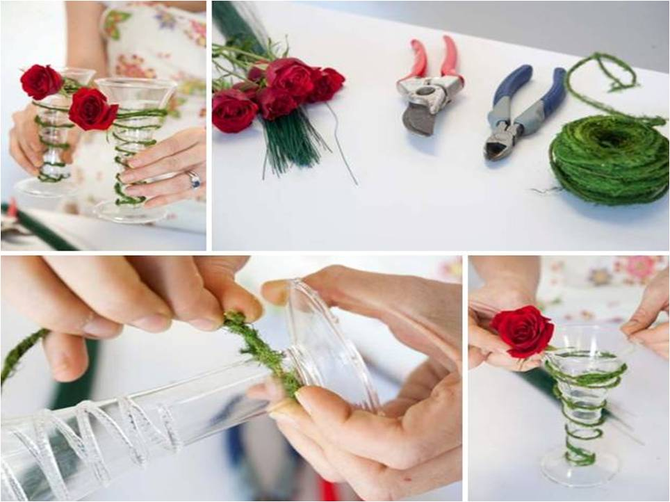 DIY Tutorial Wedding Decorations DIY Wedding Decorations