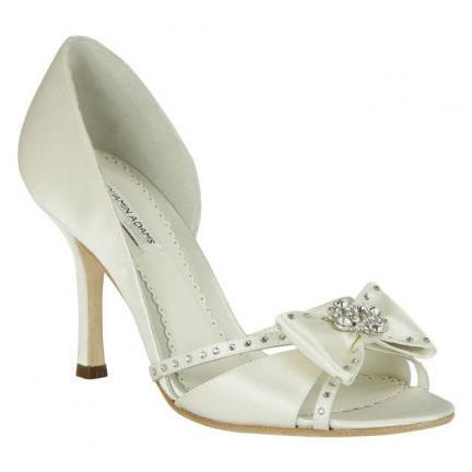 Ivory beaded bridal shoes Ivory gold bridal shoes