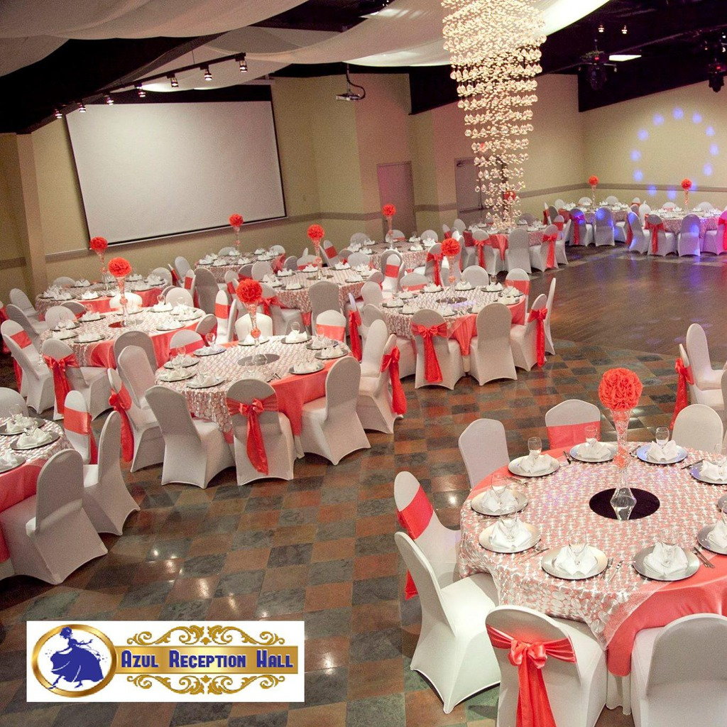 Inexpensive Wedding Venues Houston Tx Azul Reception Hall On Onewed