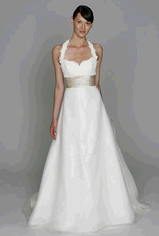 Bliss by Monique Lhuillier Wedding Dress Style BL1116