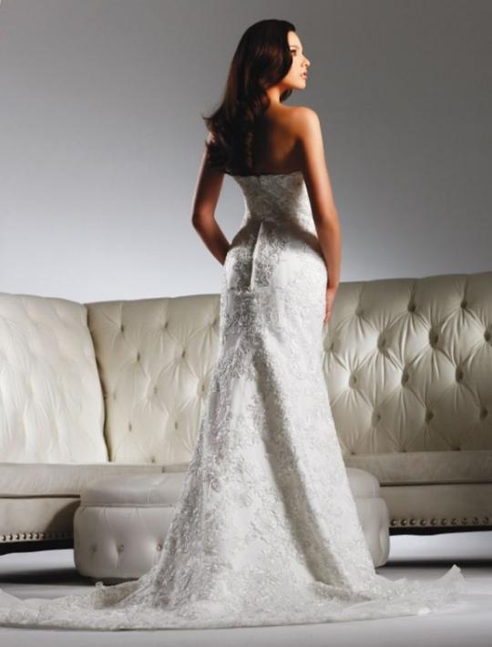 David Tutera by Faviana Wedding Dress Style Jessica