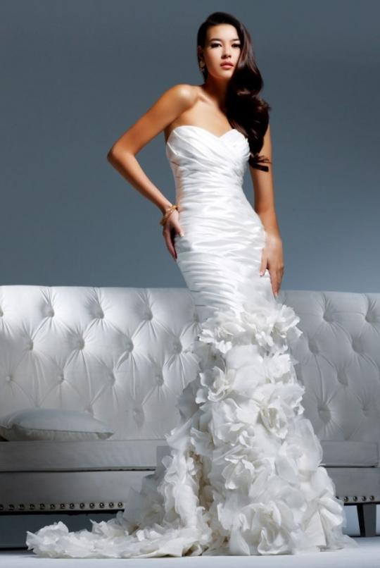david tutera carrie wedding dress