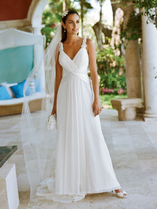Help me find the dress i m imagining for Davids bridal beach wedding dresses