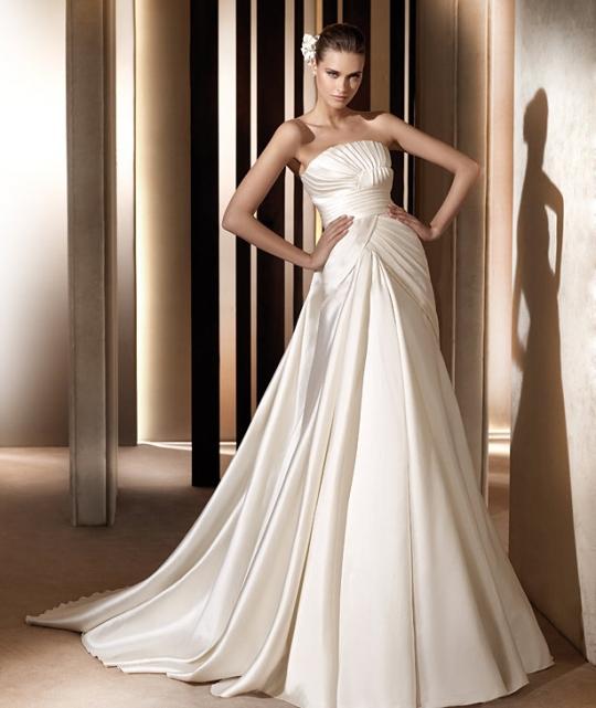Elie Saab Wedding Dress Style Saga