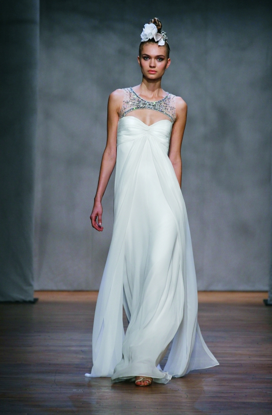 Monique Lhuillier Wedding Dress Style Starlight