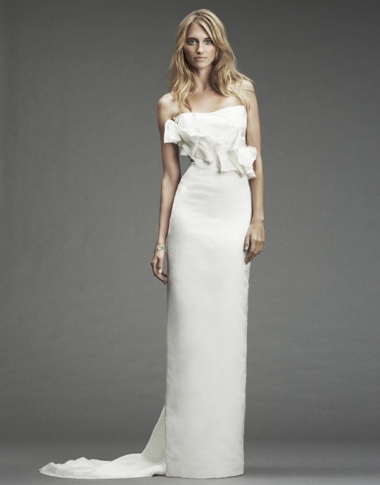 Nicole Miller IM0005 wedding dress