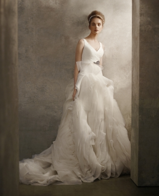 vera wang princess dresses. White by Vera Wang Wedding