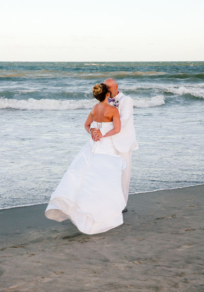 photo of Beachpeople Weddings Florida