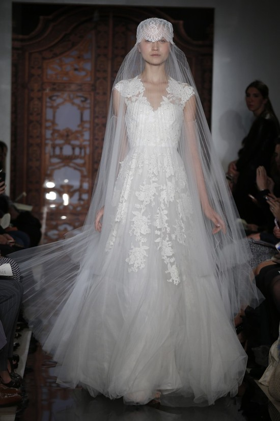 spring 2013 wedding dress challenge 8