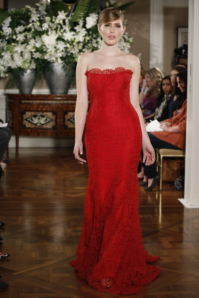 Spring 2013 bridal market bridesmaid dresses by Romona Keveza 10