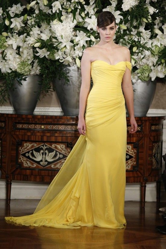 Spring 2013 bridal market bridesmaid dresses by Romona Keveza 13
