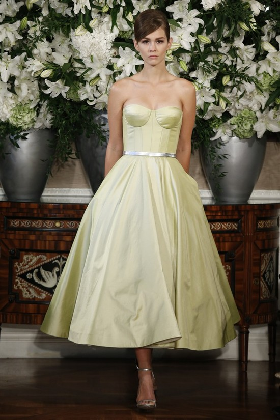 Spring 2013 bridal market bridesmaid dresses by Romona Keveza 2