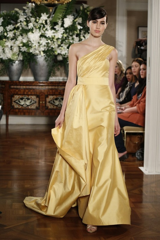 Spring 2013 bridal market bridesmaid dresses by Romona Keveza 12