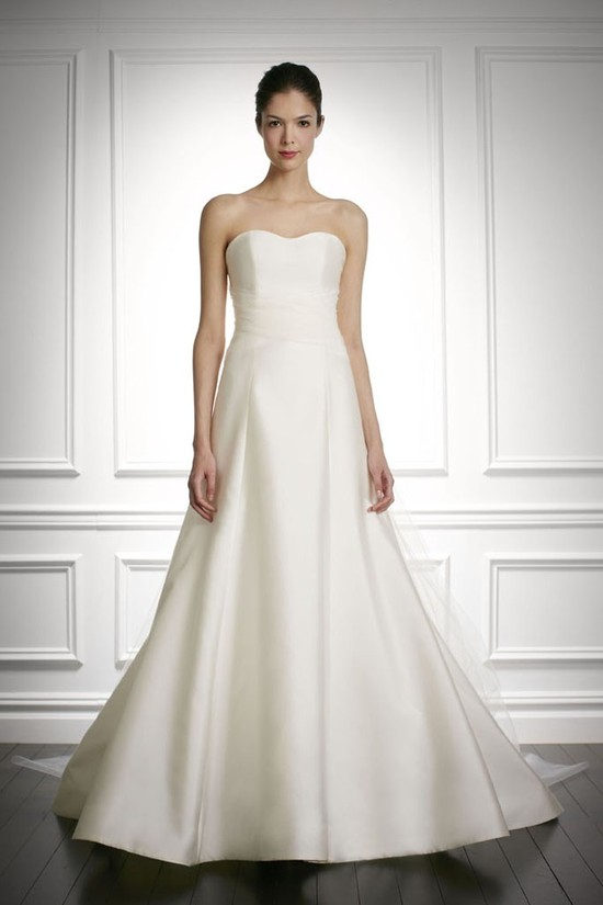 fall 2013 wedding dress Carolina Herrera bridal gowns 10