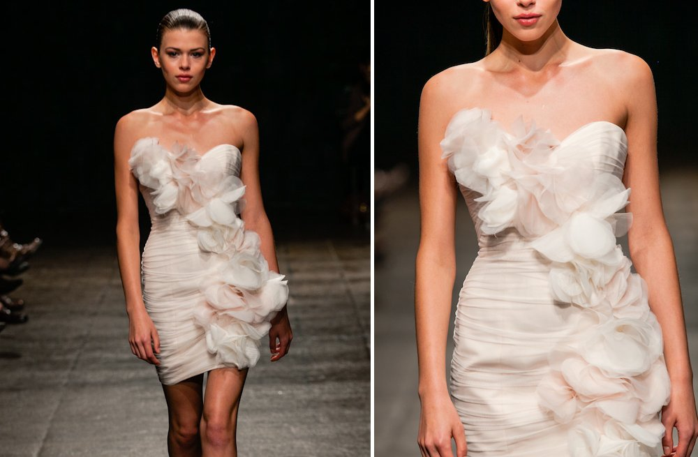 little white wedding dresses for 2013 JLM couture bridal 2