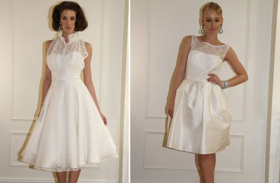 little white wedding dresses for 2013 fancy for vintage brides