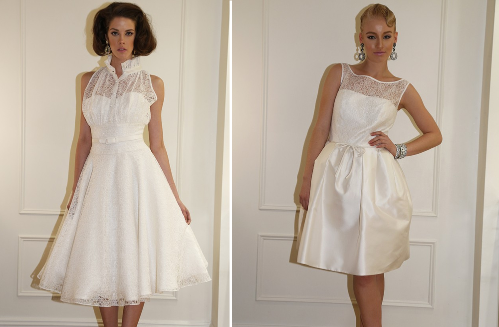 little white wedding dresses for 2013 fancy for vintage
