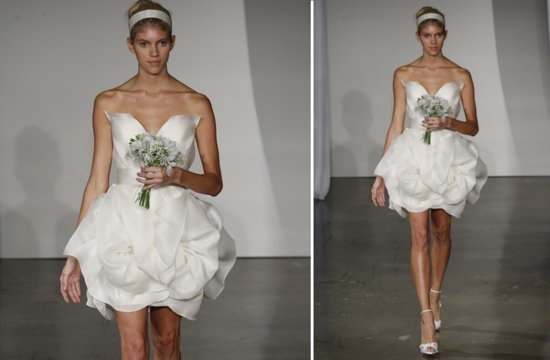little white wedding dresses for 2013 Marchesa 3