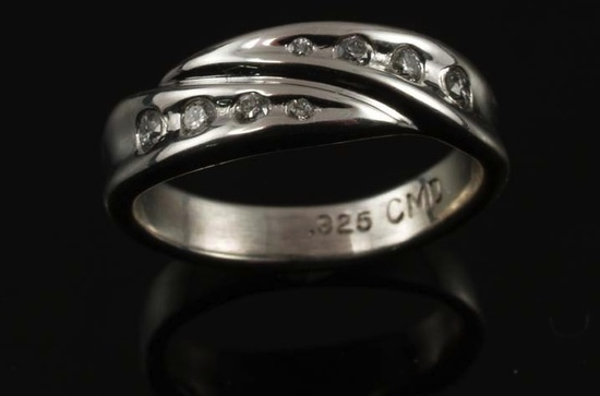 unique wedding bands on etsy