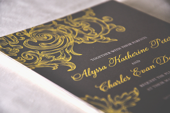 gray-yellow-wedding-invitations