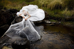 photo of priceless wedding photography best of trash the dress 1