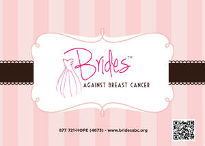 photo of Brides Against Breast Cancer