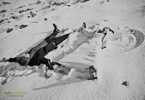 photo of 20 Awesome Trash the Dress Wedding Photos