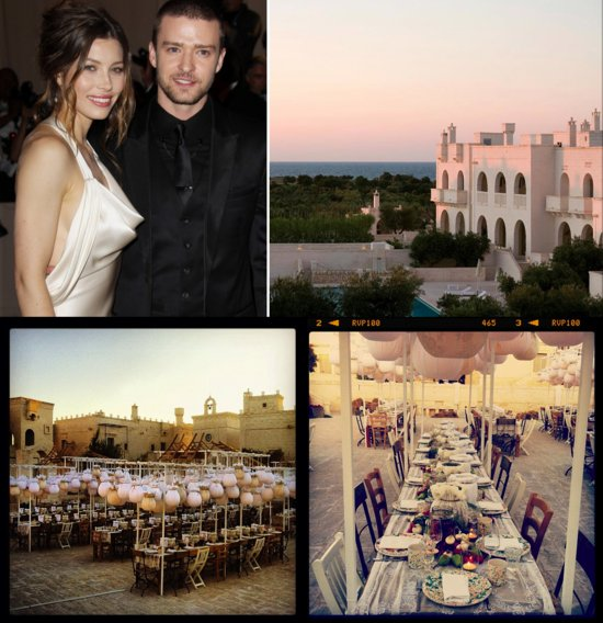 photo of Justin Timberlake and Jessica Biel Tie the Knot! The $6.5M Wedding Budget Breakdown