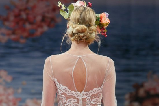 romantic brides runway inspiration Claire Pettibone 7