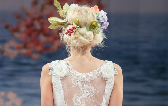 romantic brides runway inspiration Claire Pettibone 2