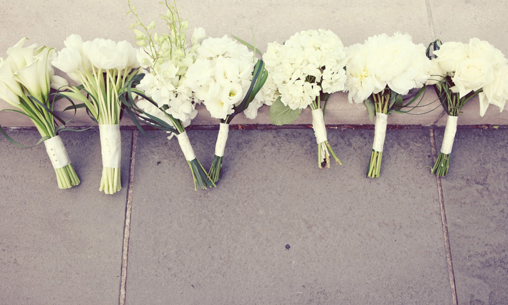 All-white-wedding-flowers-spring-bridal-bridesmaids-bouquets.full