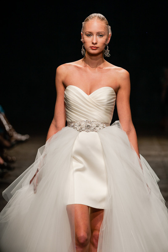 Spring 2013 wedding dress Lazaro bridal gowns 3310