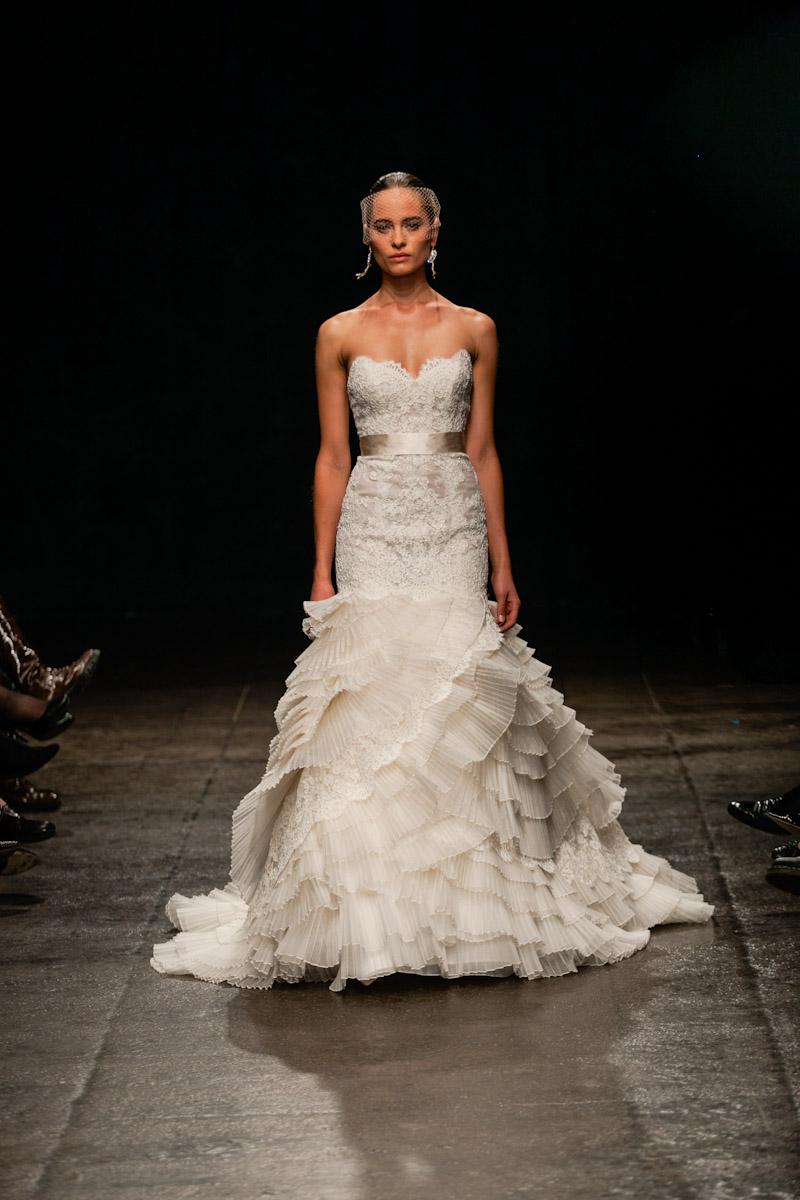 Lazaro Wedding Dresses 2013