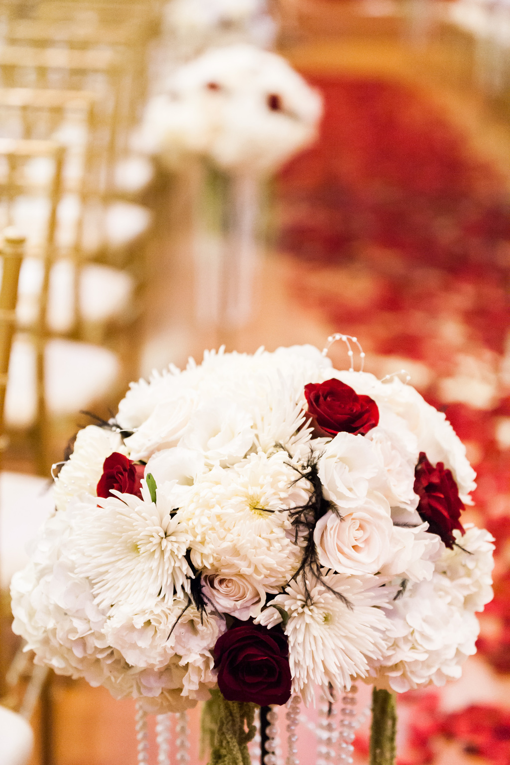 Epic-wedding-in-los-angeles-california-weddings-white-red-topiary.full