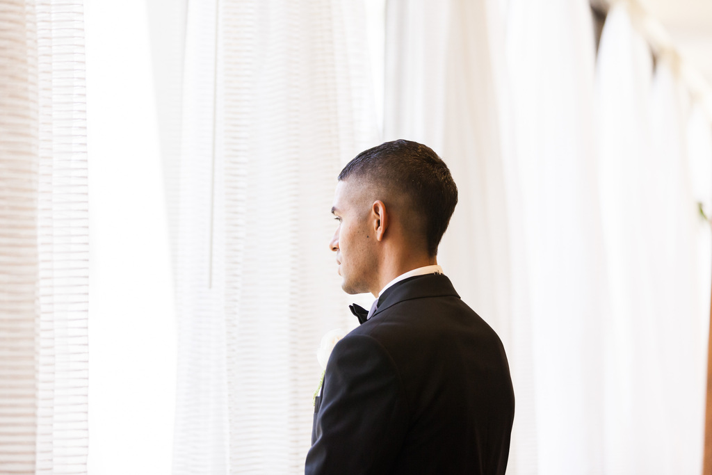 epic wedding in Los Angeles California weddings grooms tux